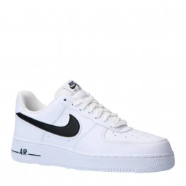 nike air force 1 zwart wit